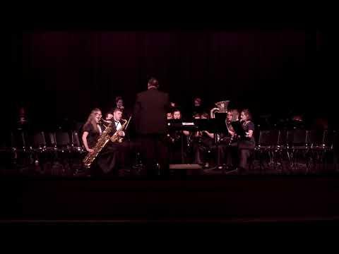 Bellbrook Jazz Ensemble 3-13-18