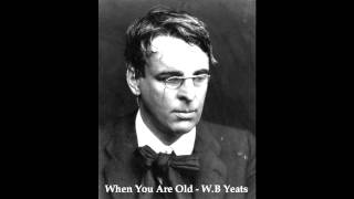 an analysis of when you are old by wb yeats William butler yeats an analysis of william butler yeats's easter, 1916 -written by kristine calderone, kelley magill, mike fisher, and meredith bailey.