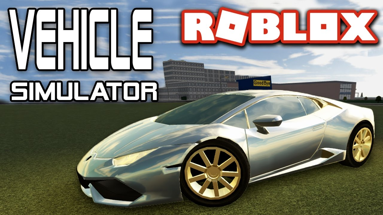Getting A Starting Car In Vehicle Simulator Roblox Youtube