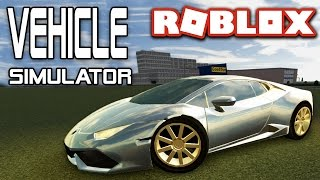GETTING A STARTING CAR in Vehicle Simulator! | Roblox