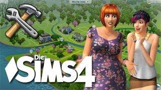 Neuanfang - ich starte neu! Let's Play Die Sims 4 #1 (deutsch)