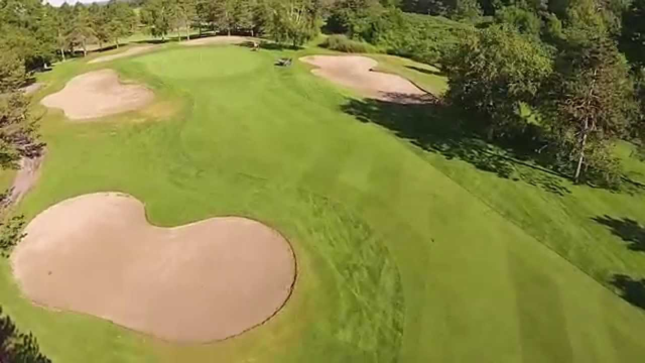 Glen Eagle Golf Course - Red #4 - YouTube