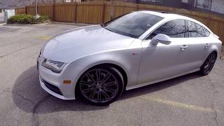 2012 Audi A7 - Detailed Overview