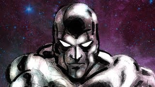 Silver Surfer Speed-Drawing