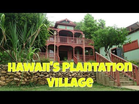 Hawaii's Plantation Village | Waipahu, Oahu | VLOG #111
