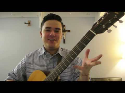 """Ginuwine - """"Pony"""" How to Play Guitar (Easy!! Guitar Tutorial!!)"""