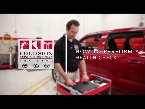 Toyota Collision Pros: Radar must be calibrated after some