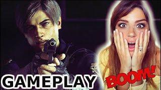 Resident Evil 2 Remake, mon gameplay inédit | Walkthrough Leon 😍