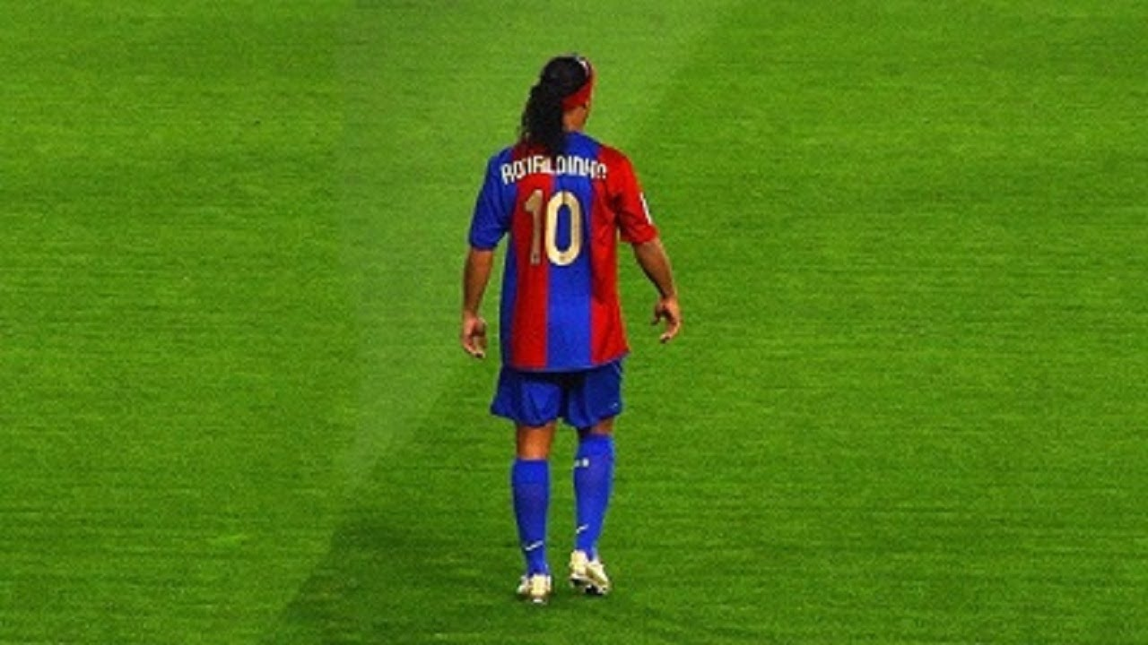 Ronaldinho Gaucho Moments Impossible To Forget