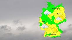 Wetter: Verbreitet fast nur Wolken (08.02.2020)