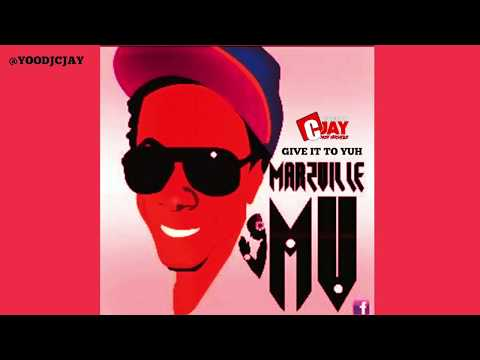 GIVE IT TO YA - MARZVILLE (MASH UP) ROADMIX -CROP OVER 2017