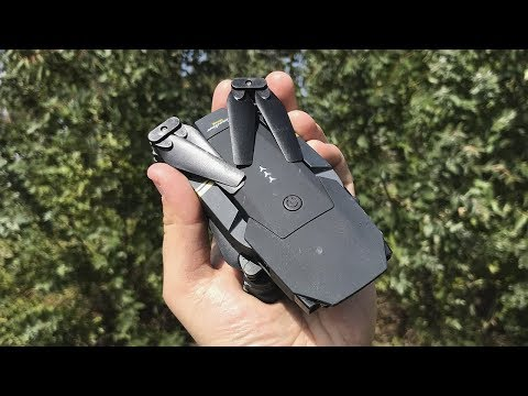 NO ME ESPERABA ESTE DRONE!: Análisis del Eachine E58, cuadricoptero barato en español
