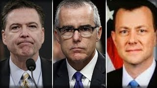 BREAKING: FBI'S MCCABE JUST SURRENDERED! CONSPIRACY TO DESTROY TRUMP TO BE EXPOSED IN JUST 4 DAYS