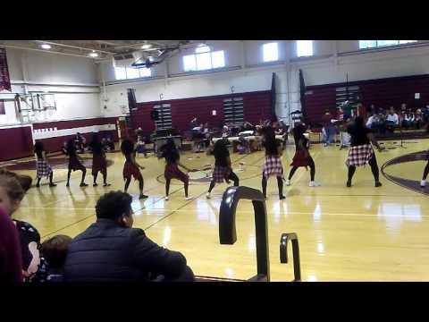 TRHSS African Dancers