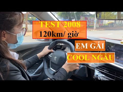 Test Peugeot 2008 thực tế tốc độ 120kmgiờ bao đầm, đẳng cấp là xe châu âu