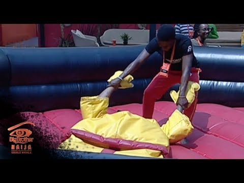 Big Brother Double Wahala Day 46: Fight Club