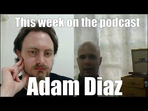 Adam Diaz podcast video