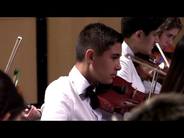 09 Holmes Advanced Orchestra Symphony No  1, Adagio Allegro Beethoven