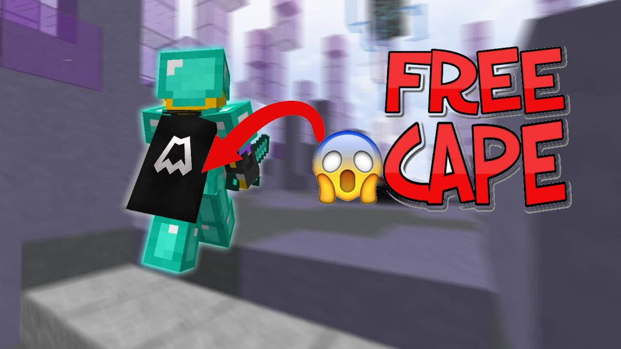 This Method Will Get You A Free Minecraft Cape On Any Client Badlion Capes Lunar Capes 2021 Youtube