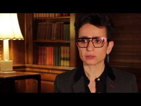 An interview with Masha Gessen -- Amherst College - January 26, 2017