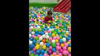 Детская игровая комната   ndoor Playground