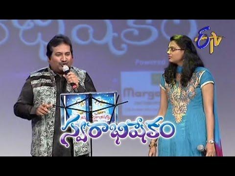 Rabbaru Gajulu Song - Mano, Pranavi Performance in ETV Swarabhishekam - Glasgow,Scotland