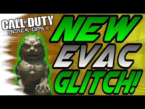 NEWLY FOUND Evac Glitch! - Awesome Indoors High Ledge! (Black Ops 3/BO3 Glitches & Spots)