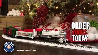 Lionel's Winter Wonderland LionChief Train Set