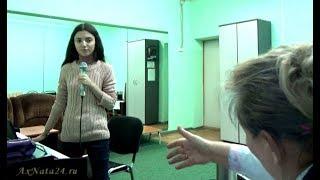 Урок вокала.Певческие регистры. Вокальная техника. Бридж.Ночь в Тунисе ч.2-я(2)
