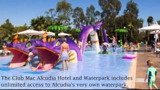 All Inclusive Resort   Club MAC Alcudia Majorca, Spain