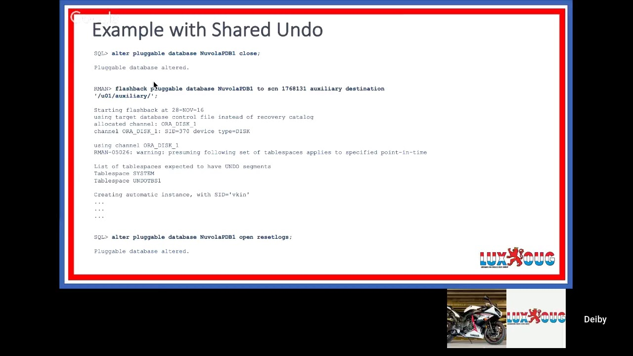 Database Archives - Page 2 of 4 - LUXOUG - LUXEMBOURG ORACLE
