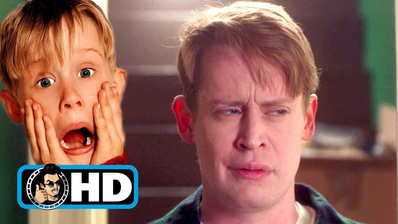 Kevin Returns In Home Alone Commercial Bts 2018 Macaulay Culkin