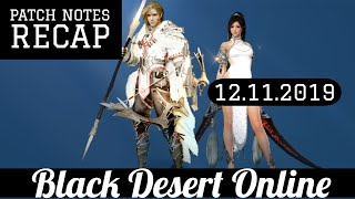 Black Desert Online [BDO] Tamer and Valkyrie Succession Live, Free Value Pack, Patch Notes Recap