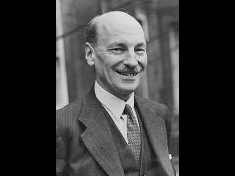 Clement Attlee | Wikipedia audio article