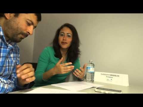 Entrevue en Arabe - Services IRIS Immigration pour la communauté maghrébine