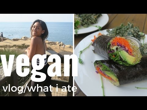 WHAT I ATE + LAST DAY IN SAN DIEGO