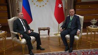 Jerusalem - Erdogan und Putin demonstrieren Einigkeit