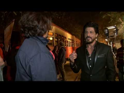 Shah Rukh Khan talks on West Bengal Tourism Campaign.