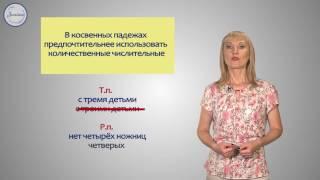 Русский 6 Собирательные числительные