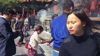 Beijing Life: Lama Temple