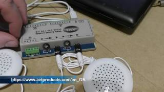 Review of ATV WAV Sound Module Series 200