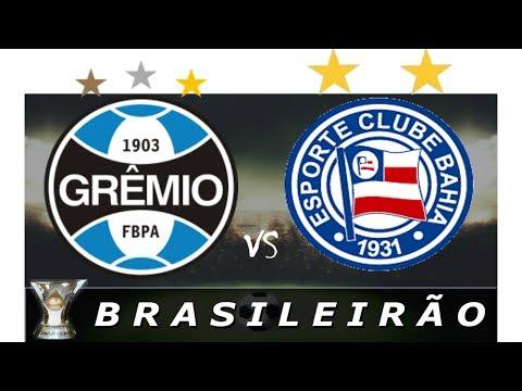 Grêmio 1 x 0 Bahia | Campeonato Brasileiro | Gols e melhores momentos (12/06/2017) FutOnzeHD