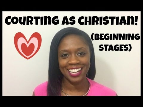 christian dating relationship stages