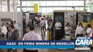 AngloGold Ashanti Colombia  en Feria Minera de Medellín 2014