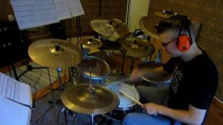 Leprous - Third Law - Drum Cover
