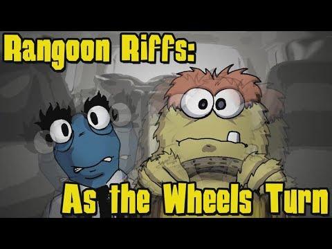 Rangoon Riffs #9: As The Wheels Turn