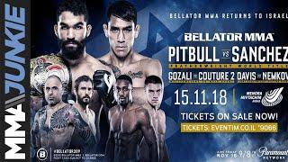 MMAjunkie Radio Fight Breakdown: Pitbull vs. Sanchez at Bellator 209
