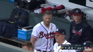 Joe Musgrove and josh Donaldson ejected, benches clear in Atlanta