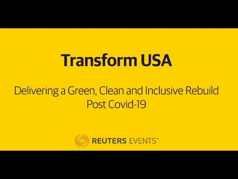 Transform USA: Delivering a Green, Clean and Inclusive Rebui