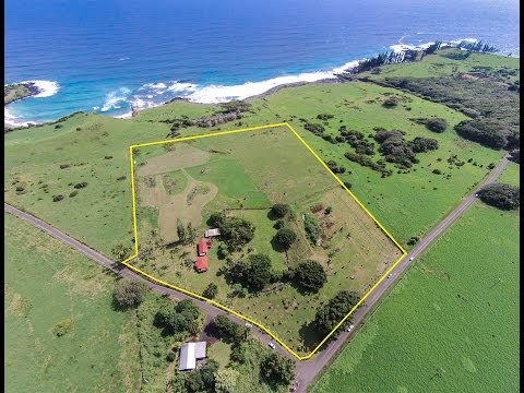 Exceptional Real Estate Offering at Hana, Maui, Hawaii ...